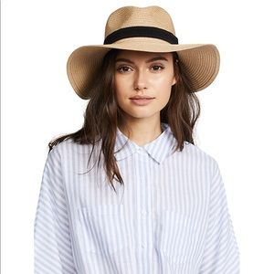 ba33edec2b Madewell Mesa Packable Straw Hat